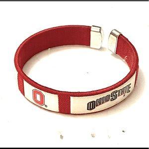 OHIO STATE BUCKEYES Bracelet